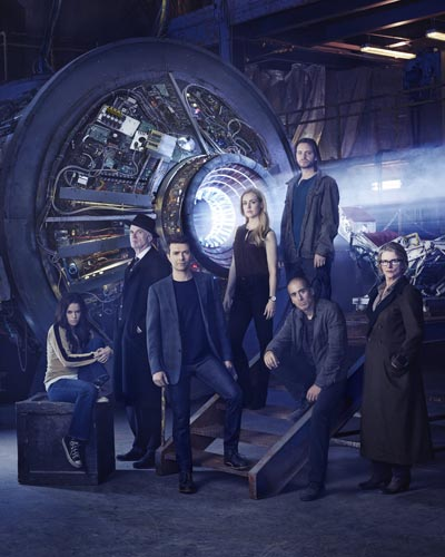 12 Monkeys [Cast] Photo