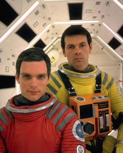 2001 A Space Odyssey [Cast] Photo