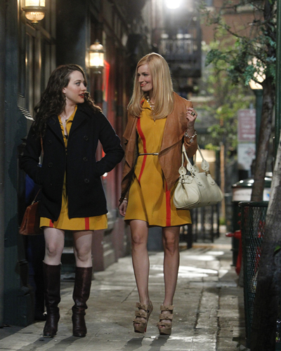2 Broke Girls [Cast] Photo