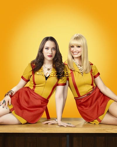 2 Broke Girls [Cast] Photo
