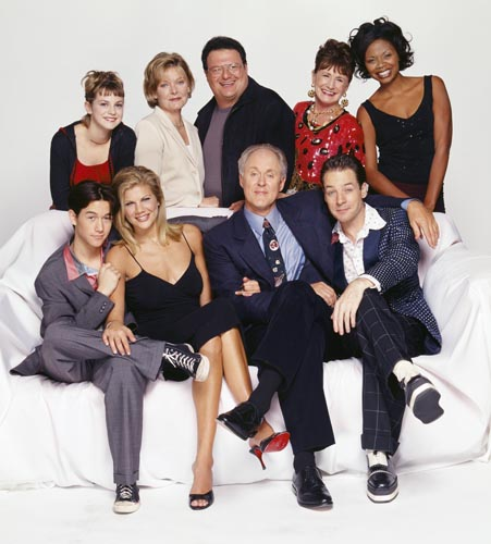 3rd Rock from the Sun [Cast] Photo