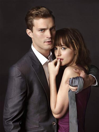 50 Shades of Grey [Cast] Photo