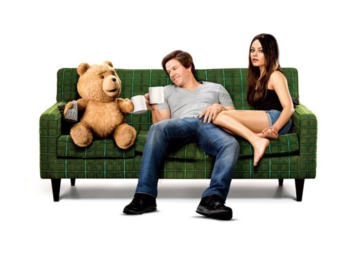 Ted-Mark-Wahlberg-Mila-Kunis-Ted-54035-8x10-Photo