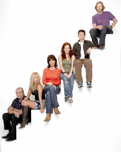 cast of 8 simple rules for dating