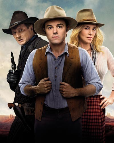 A Million Ways to Die in the West [Cast] Photo