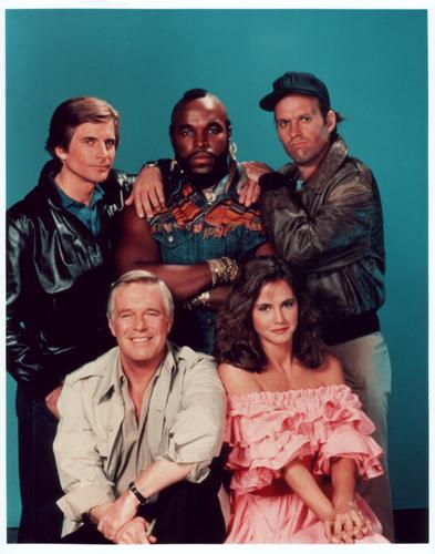A-Team, The [Cast] Photo