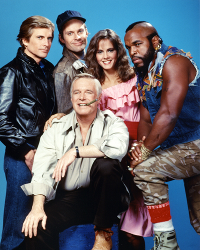 A-Team, The [Cast] Photo