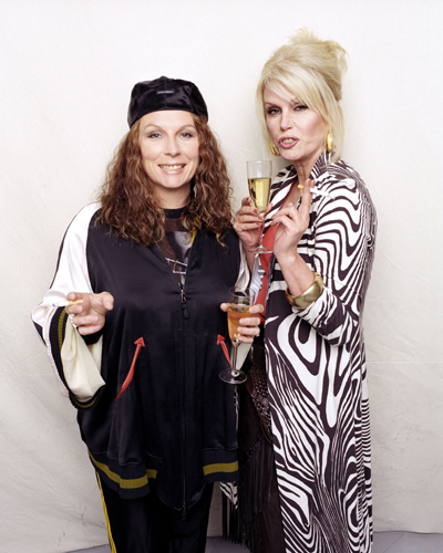Ab Fab 50: Absolutely Fabulous [Cast] Photo