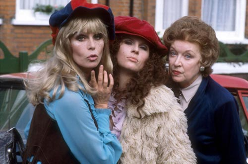 Absolutely Fabulous [Cast] Photo