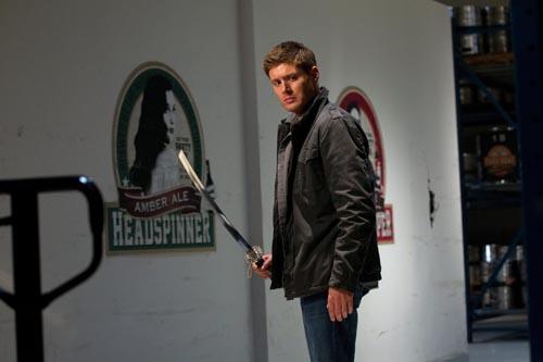 Ackles, Jensen [Supernatural] Photo