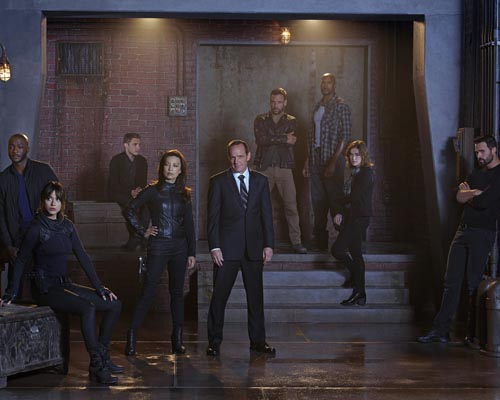 Agents of SHIELD [Cast] Photo