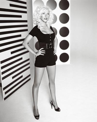 Aguilera, Christina Photo