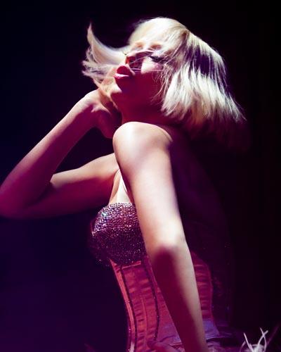 Aguilera, Christina [Burlesque] Photo