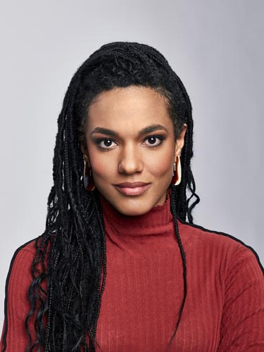 Agyeman, Freema [New Amsterdam] Photo