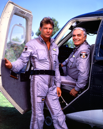 Airwolf [Cast] photo
