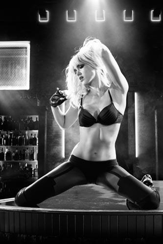 Alba, Jessica [Sin City] Photo