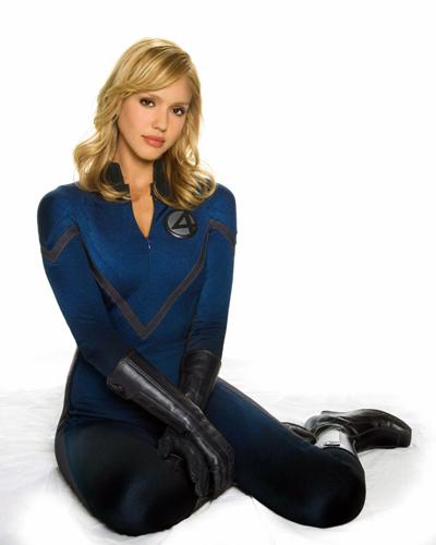 Alba, Jessica [The Fantastic Four] Photo