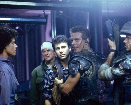 Aliens [Cast] Photo