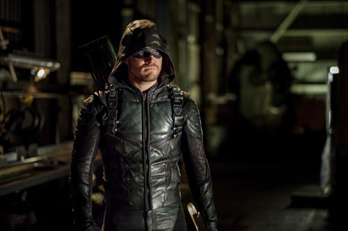 Amell, Stephen [Arrow] Photo