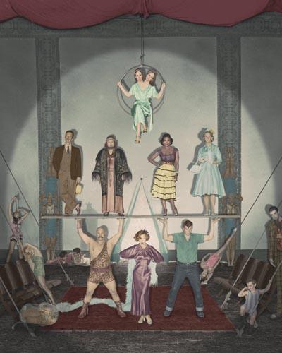 American Horror Story : Freakshow [Cast] Photo