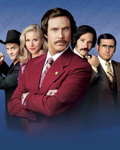 Anchorman [Cast] Photo