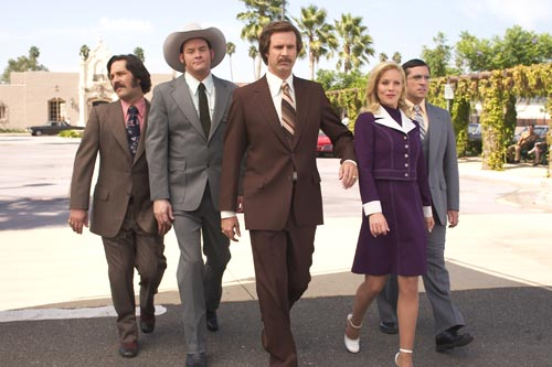 Anchorman [Cast] Photo