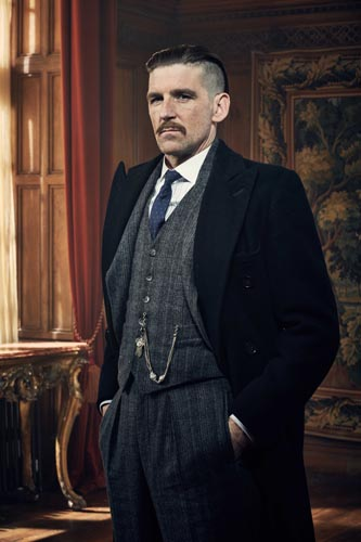 Anderson, Paul [Peaky Blinders] Photo