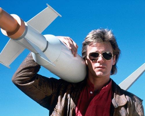 Anderson, Richard Dean [MacGyver] Photo
