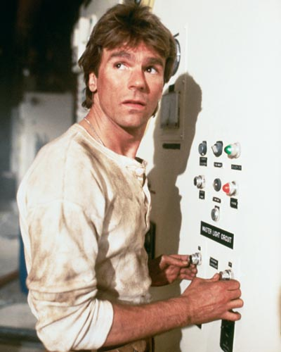 Anderson, Richard Dean [MacGyver] Photo