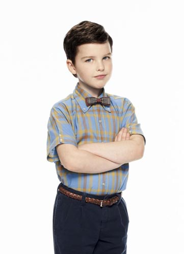 Armitage, Iain [Young Sheldon] Photo