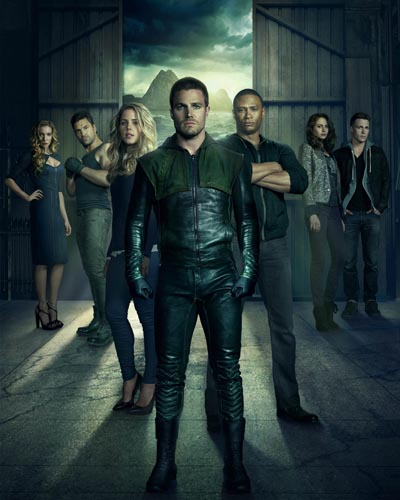 Arrow [Cast] Photo