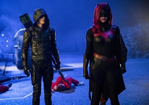 Arrow [Cast] Photo