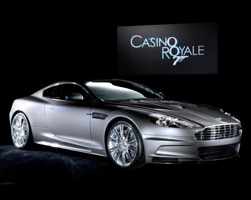 Aston Martin [Casino Royale] Photo