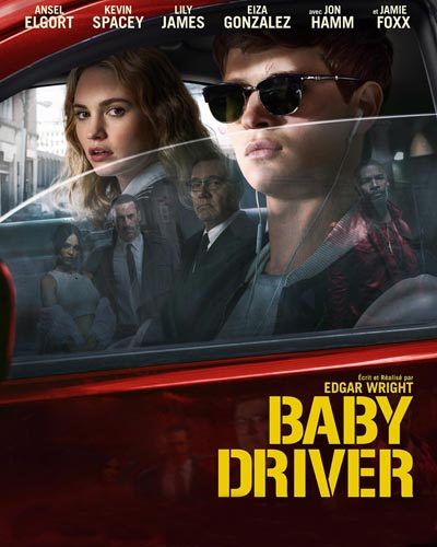 Baby Driver [Cast] Photo