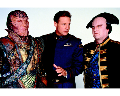 Babylon 5 [Cast] Photo