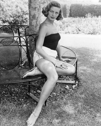 Bacall, Lauren Photo
