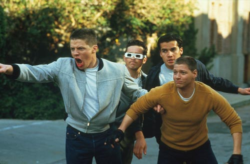 Back to the Future [Cast] Photo