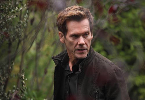 Bacon, Kevin [The Following] Photo