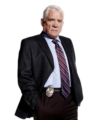 Bailey, GW [Major Crimes] Photo