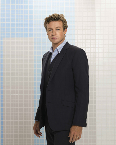 Baker, Simon [The Mentalist] Photo