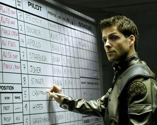 Bamber, Jamie [Battlestar Galactica] Photo