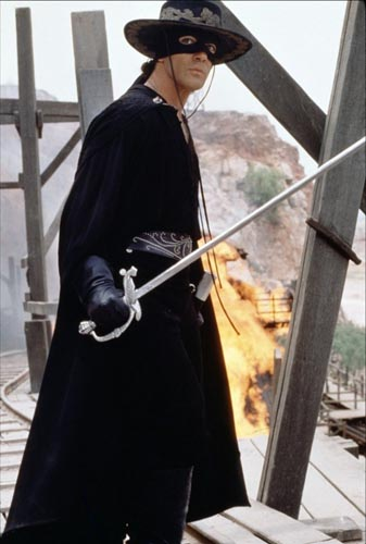 Banderas, Antonio [The Mask of Zorro] Photo