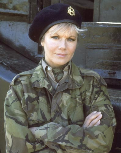 Barber, Glynis [Dempsey and Makepeace] Photo