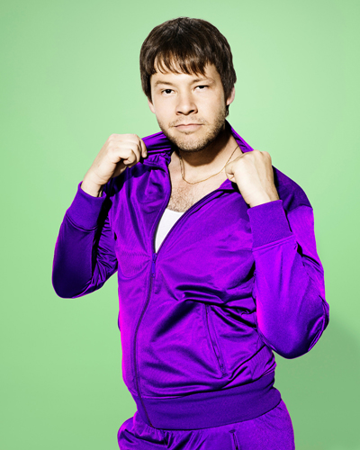 Barinholtz, Ike [The Mindy Project] Photo