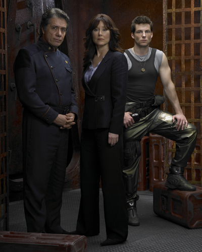 Battlestar Galactica [Cast] Photo