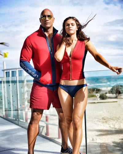 Baywatch [Cast] Photo