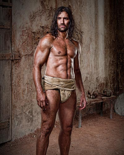 Bennett, Manu [Spartacus] Photo