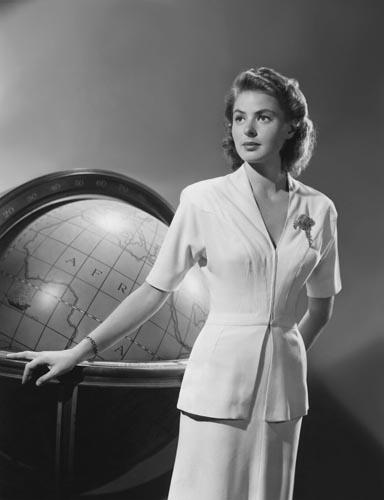 Bergman, Ingrid [Casablanca] Photo