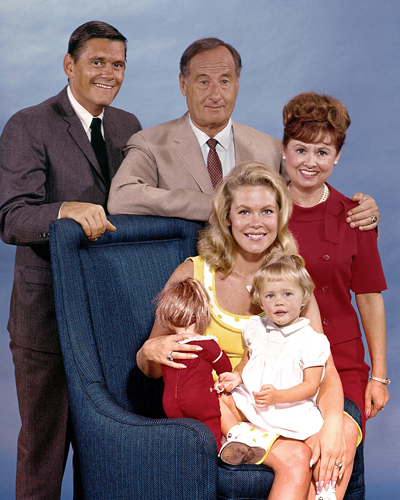 bewitched cast photo