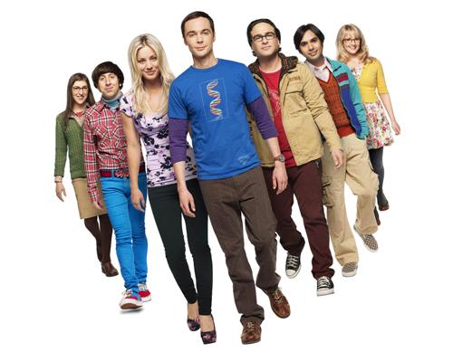 Big Bang Theory, The [Cast] Photo